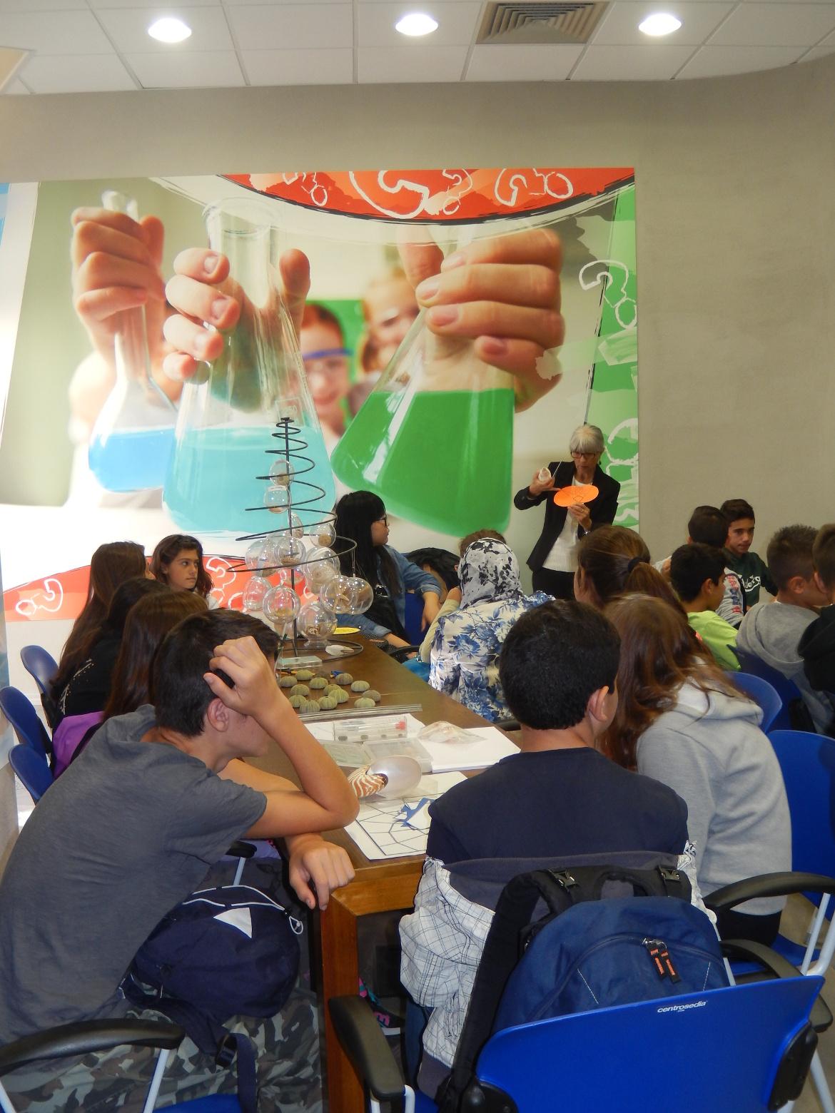 divulgazione ambientale scuole