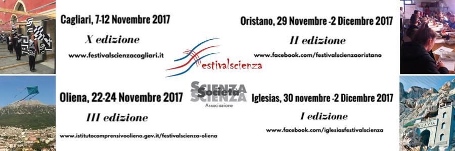 festival scienza IMC